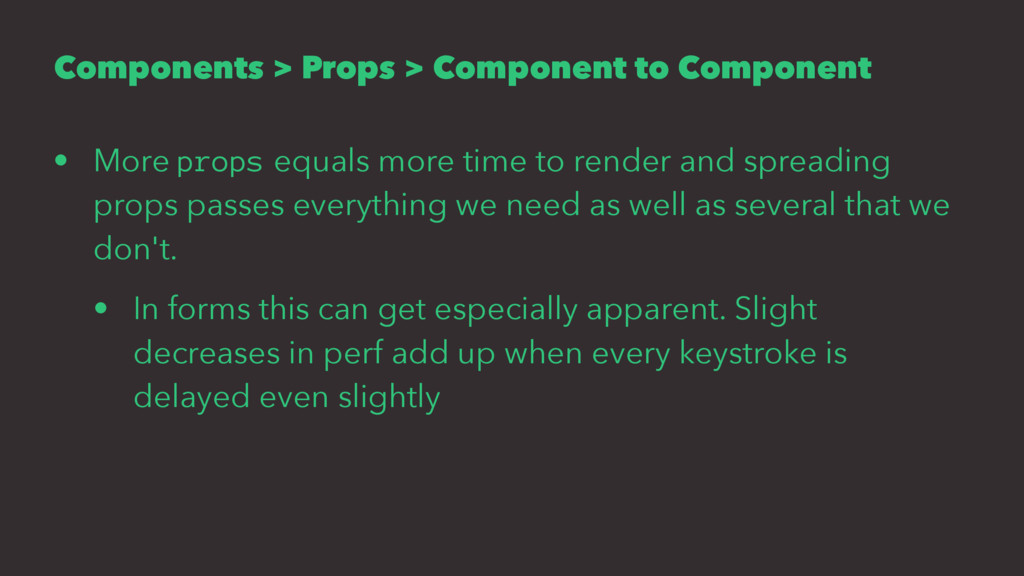 Components > Props > Component to Component • M...