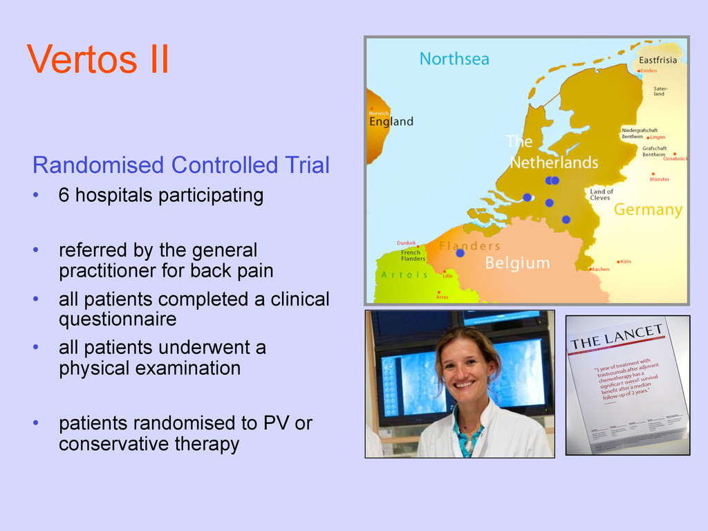 Vertos II Randomised Controlled Trial • 6 hospi...
