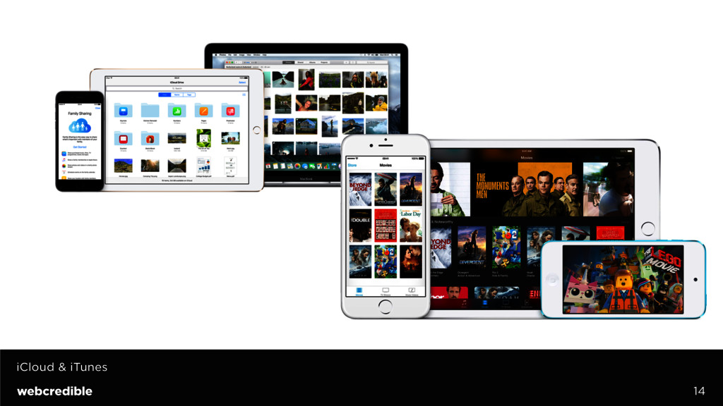 14 iCloud & iTunes