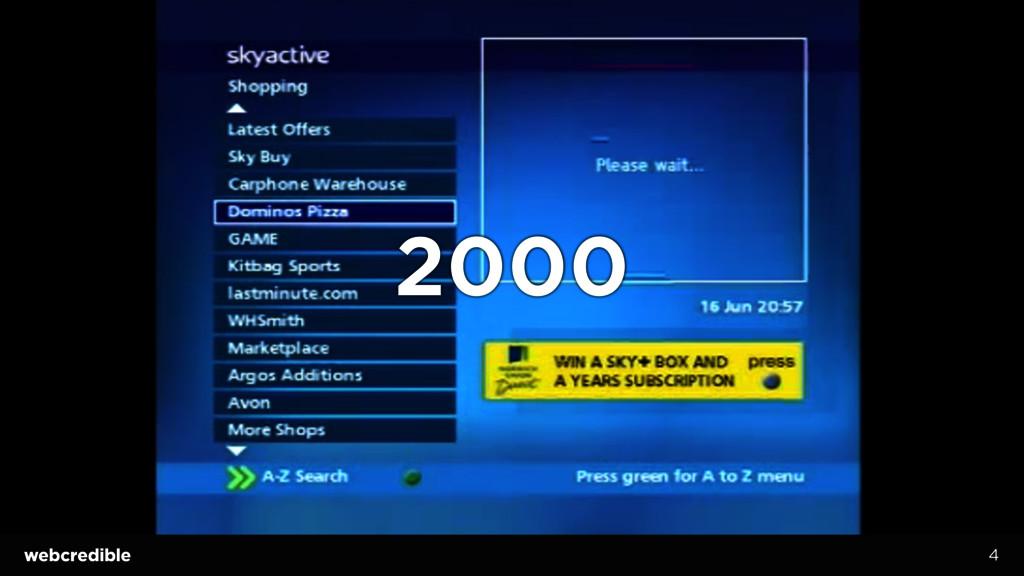 4 2000