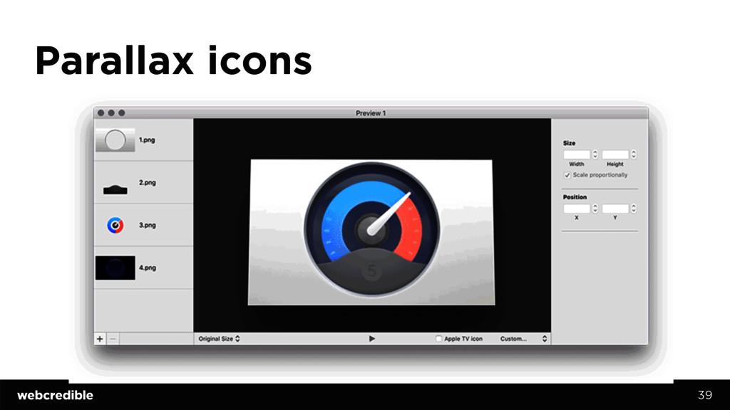 Parallax icons 39