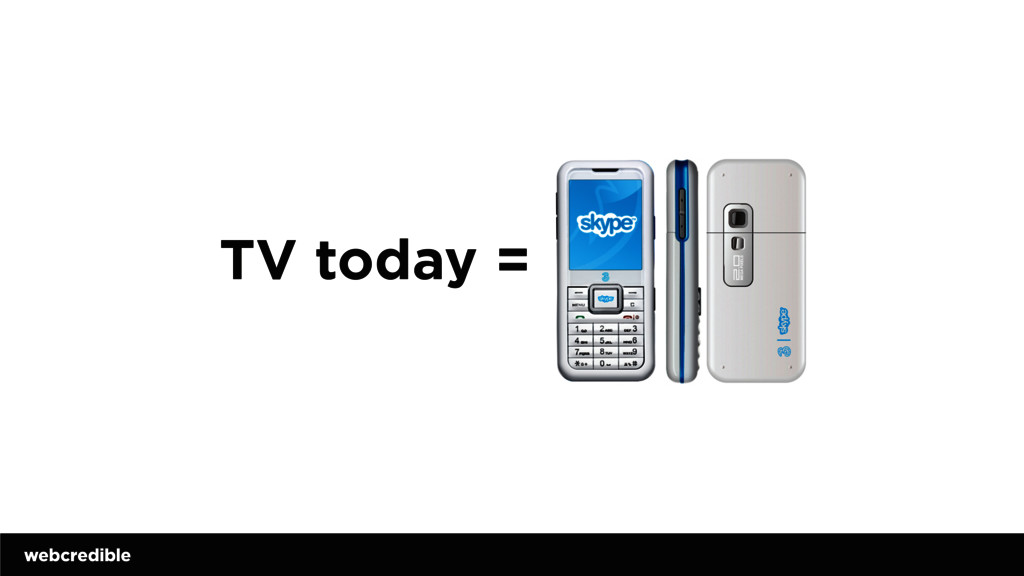 TV today =