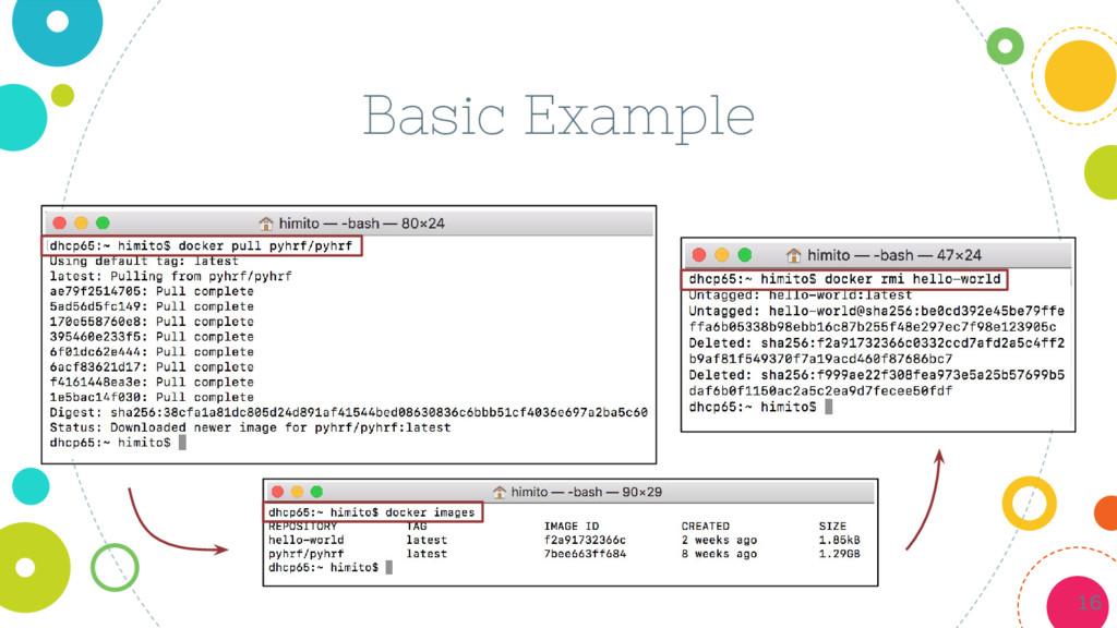 Basic Example 16