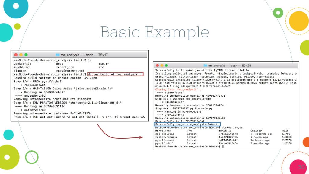 Basic Example 30