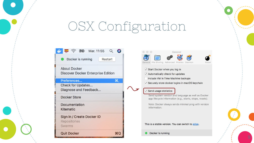 OSX Configuration 9