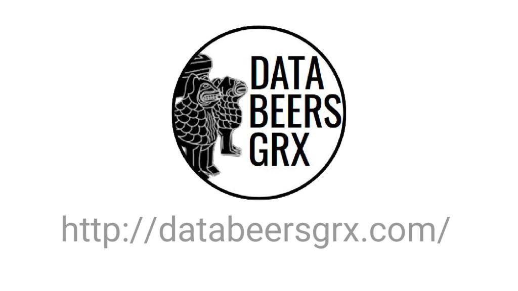 http://databeersgrx.com/