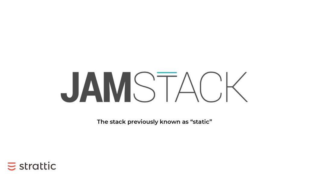 """The stack previously known as """"static"""""""