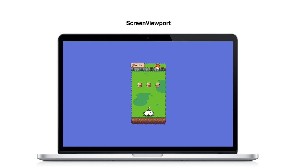 ScreenViewport