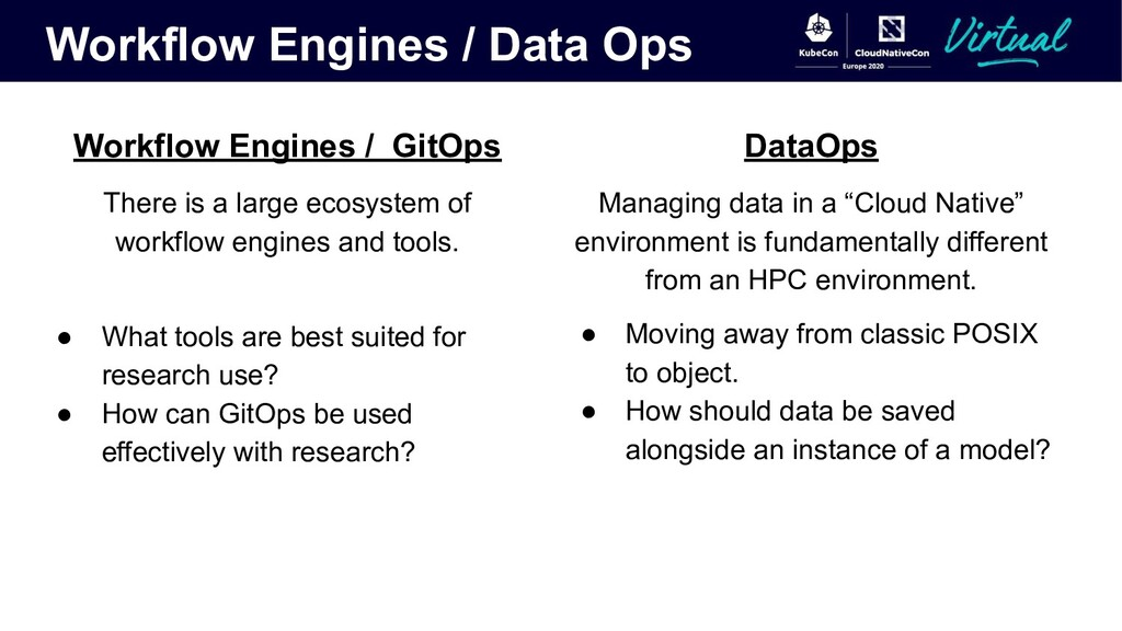 Workflow Engines / Data Ops Workflow Engines / ...