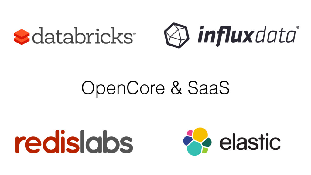 OpenCore & SaaS