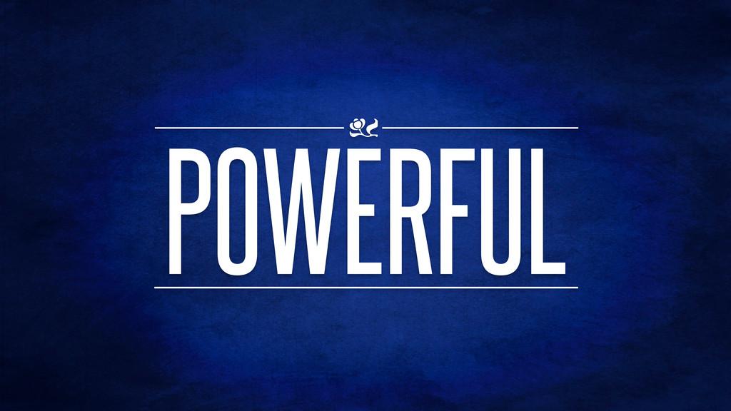 POWERFUL Y