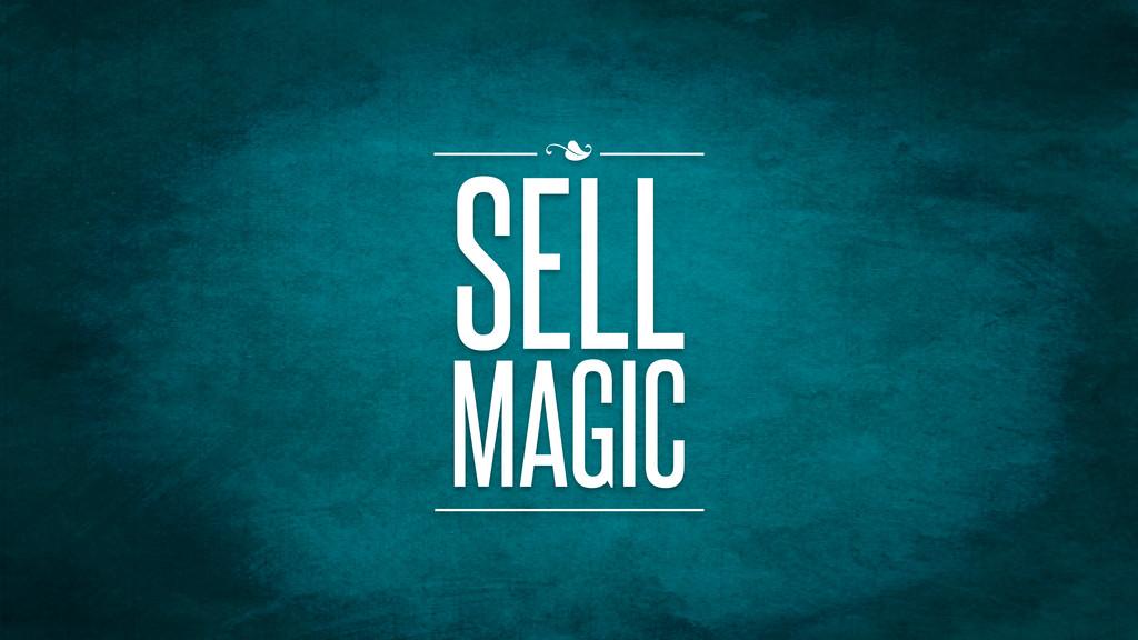 SELL MAGIC n