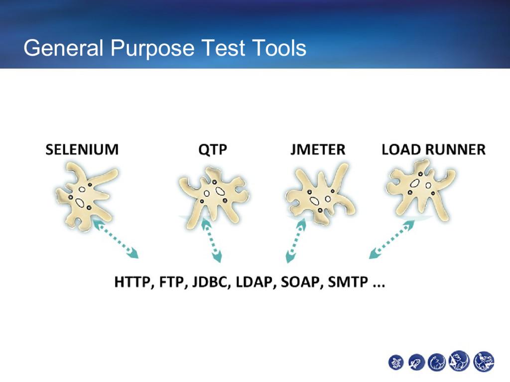 General Purpose Test Tools