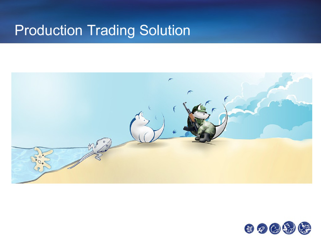 Production Trading Solution