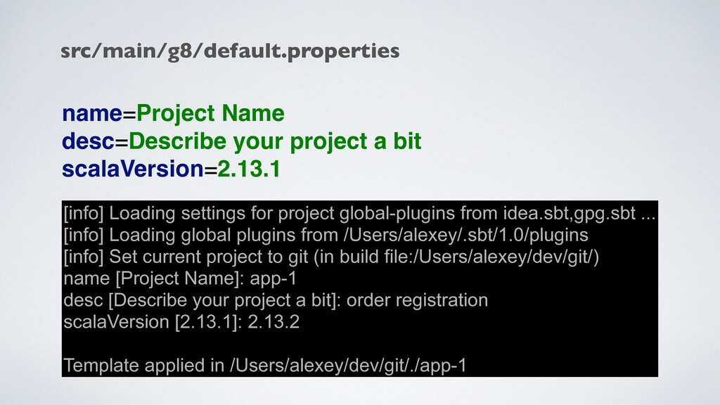 name=Project Name desc=Describe your project a ...