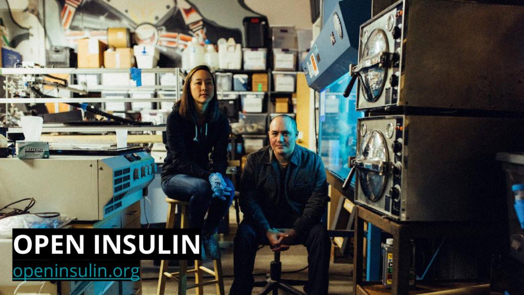 OPEN INSULIN openinsulin.org