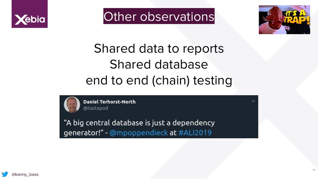 66 @kenny_baas Other observations Shared data t...
