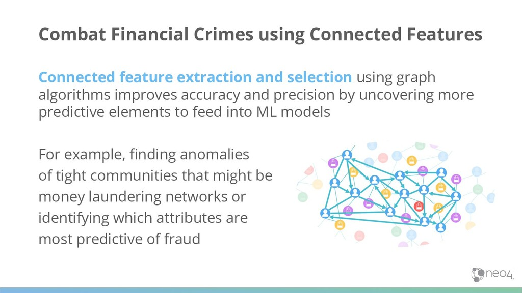 Connected feature extraction and selection usin...