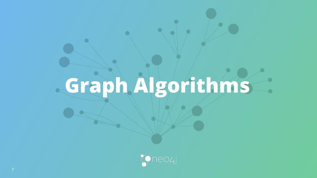 Graph Algorithms 7