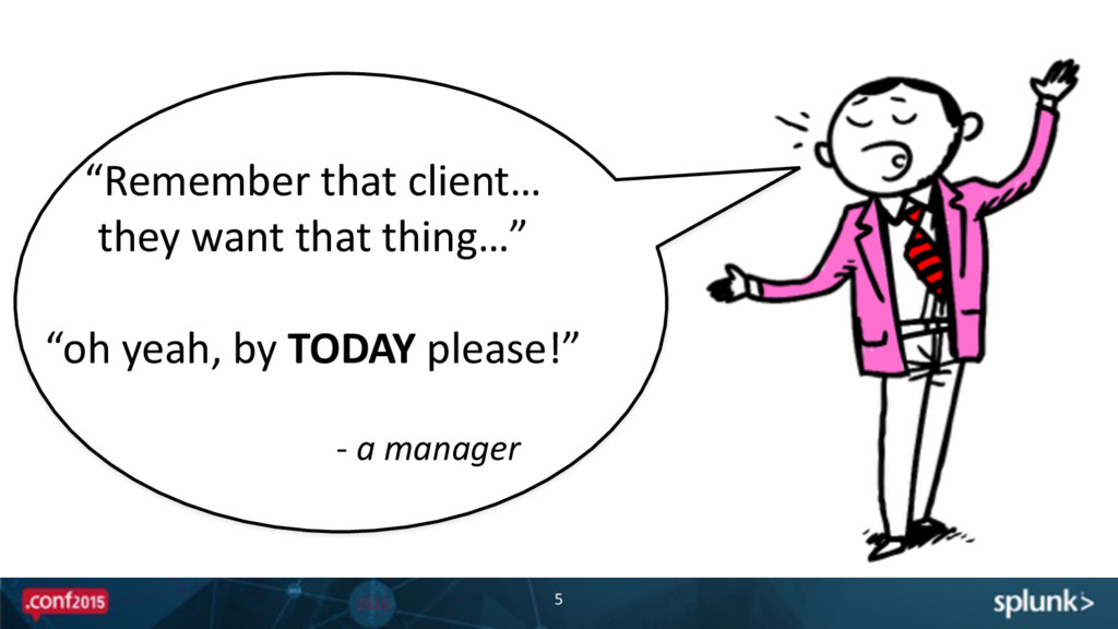 5 -­‐	