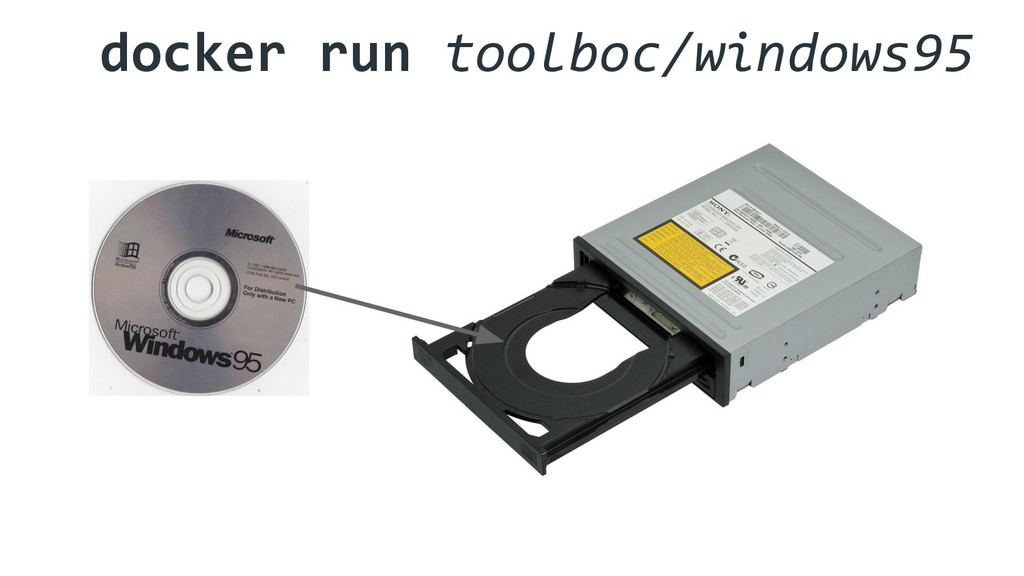 docker run toolboc/windows95