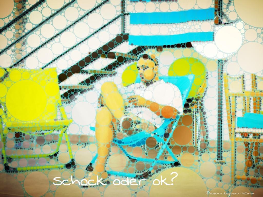 @doschu• Rayaworx Mallorca Schock oder ok? @dos...