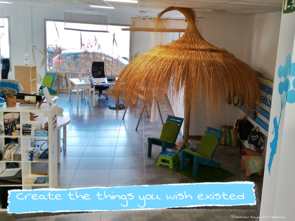 @doschu• Rayaworx Mallorca Create the things yo...