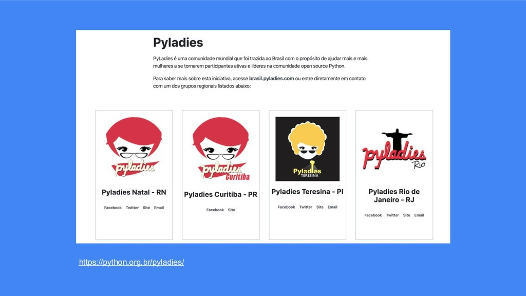https://python.org.br/pyladies/
