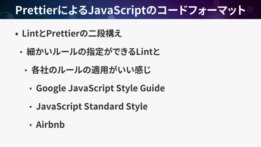 Lint Prettier Lint Google JavaScript Style Guid...
