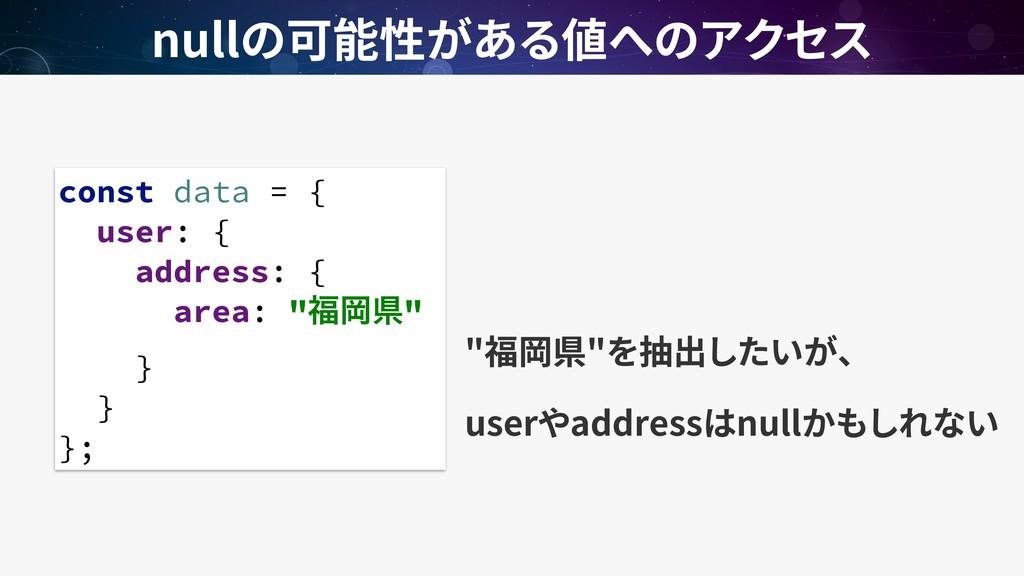 """"""" """" user address null null const data = { user:..."""