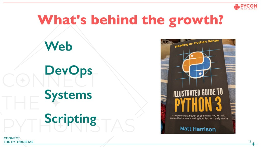 What's behind the growth? Web DevOps Syste...
