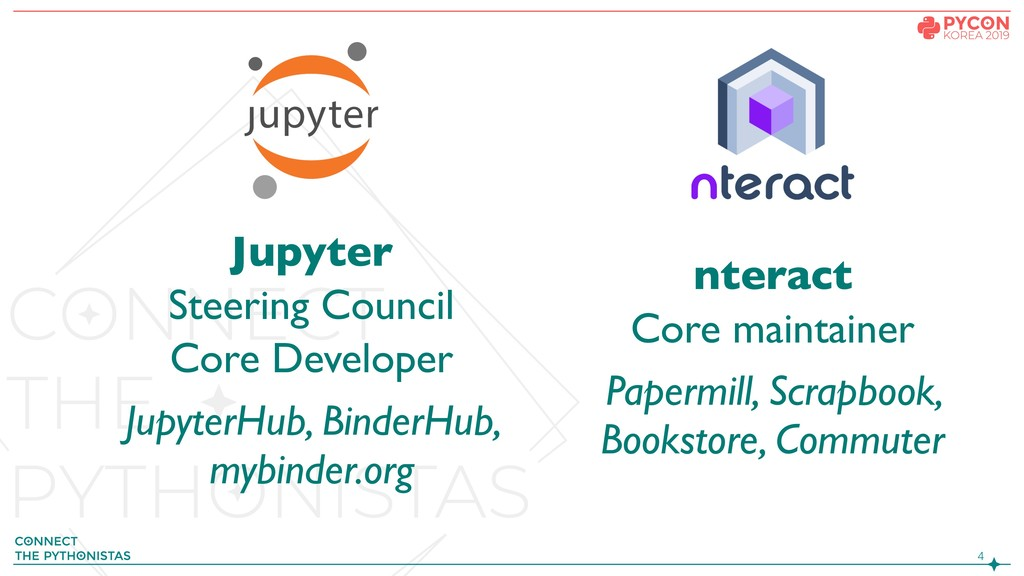 !4 Jupyter Steering Council Core Developer Jupy...