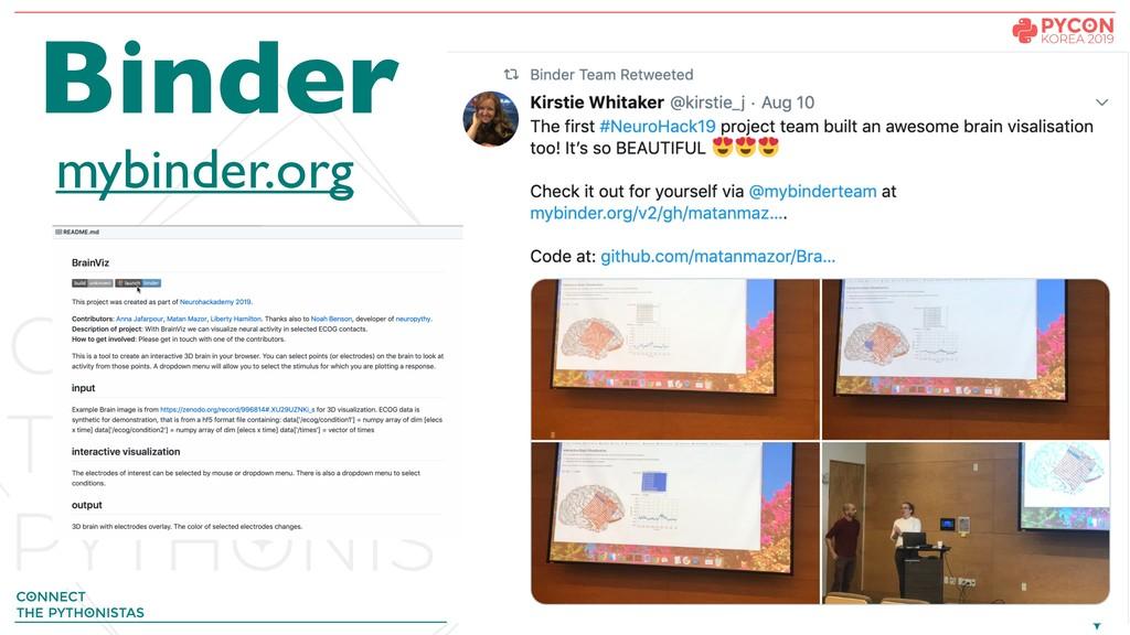 !44 Binder mybinder.org