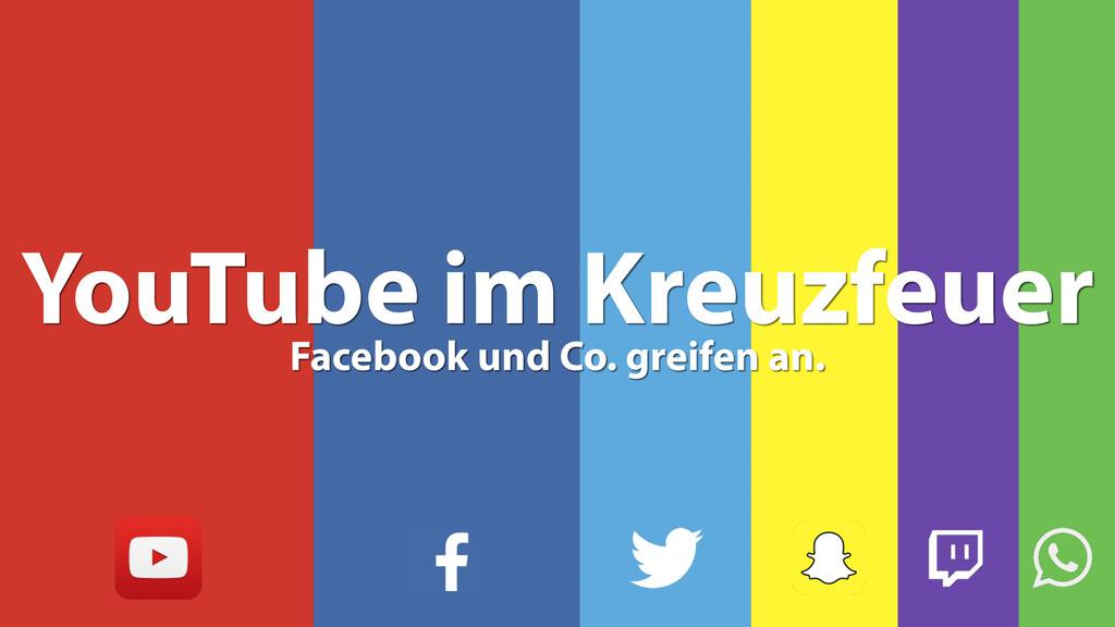 YouTube im Kreuzfeuer Facebook und Co. greifen ...