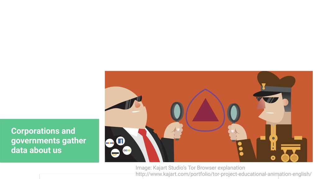 Image: Kajart Studio's Tor Browser explanation...