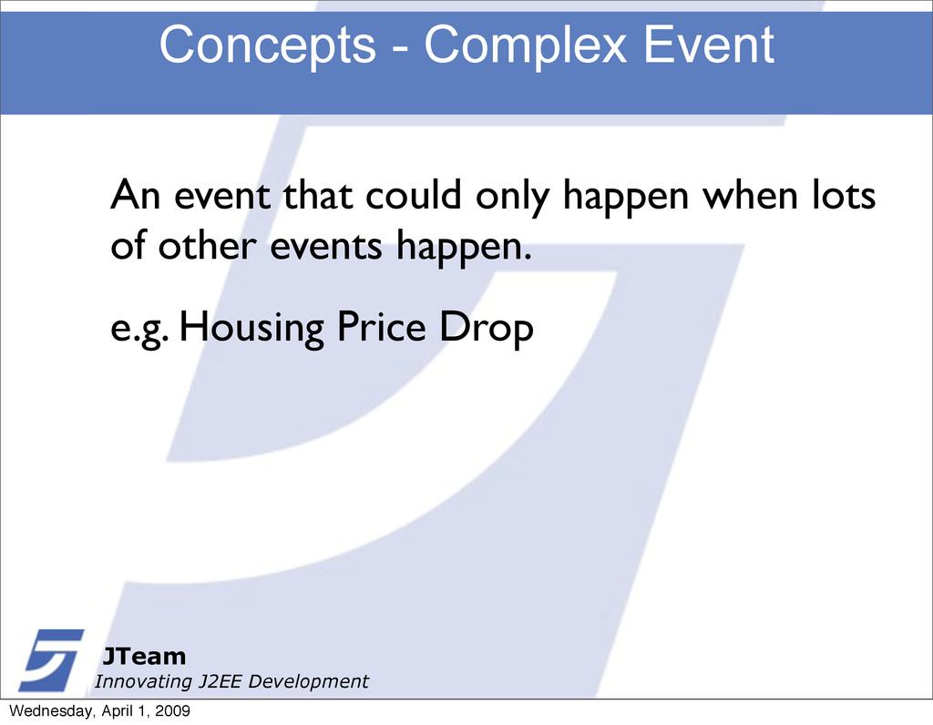 JTeam Innovating J2EE Development Concepts - Co...