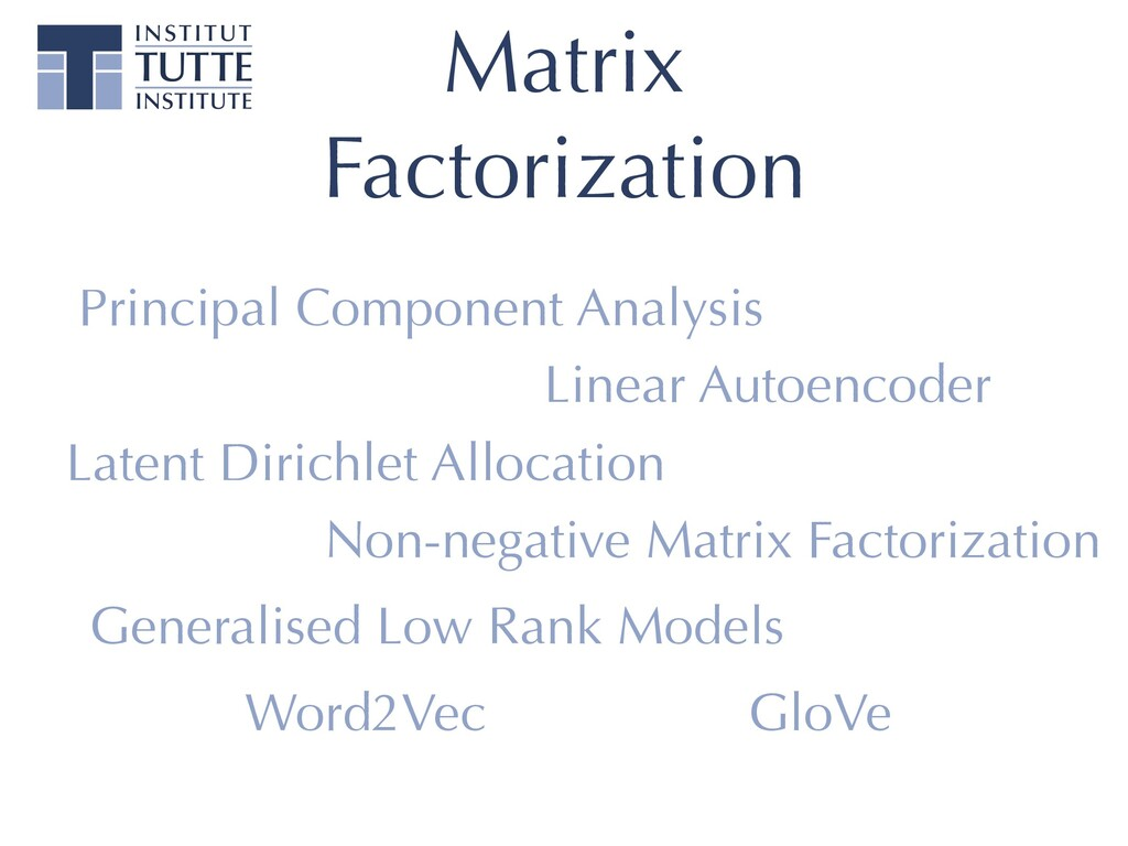 Matrix Factorization Principal Component Analys...