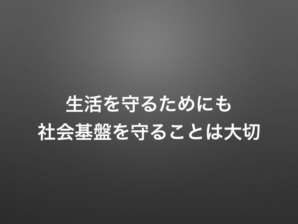 ੜ׆ΛकΔͨΊʹ ࣾձج൫ΛकΔ͜ͱେ