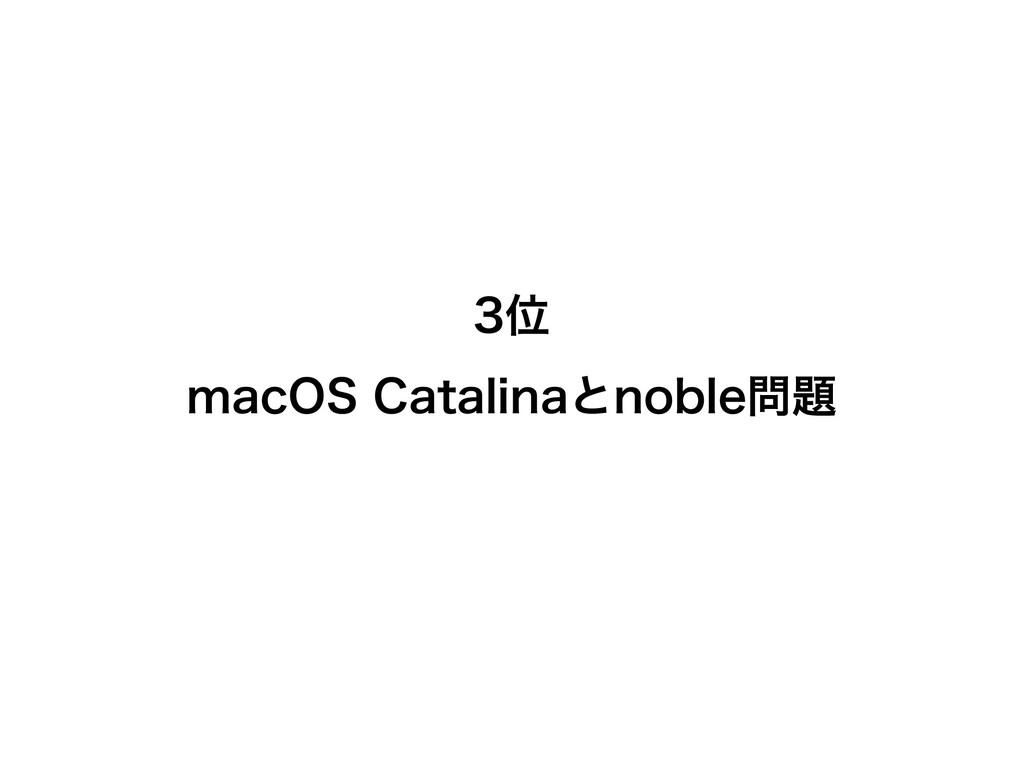 NBD04$BUBMJOBͱOPCMF Ґ