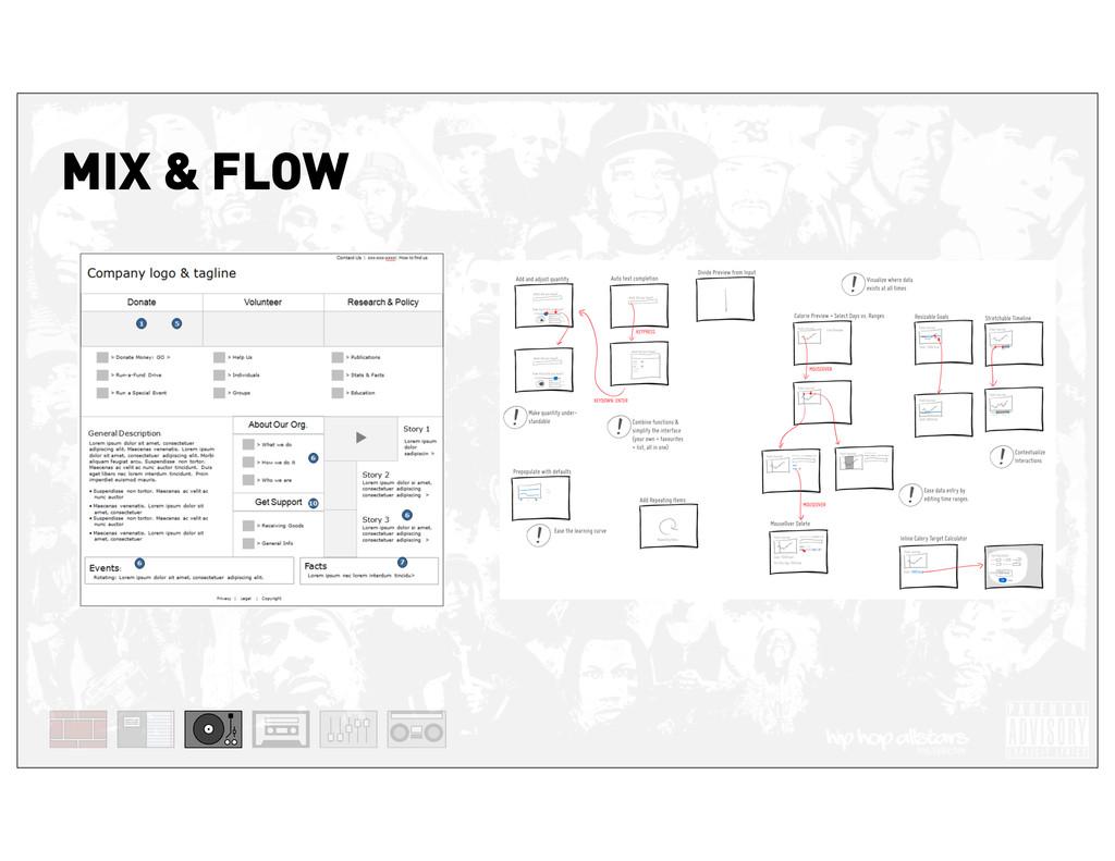 MIX & FLOW