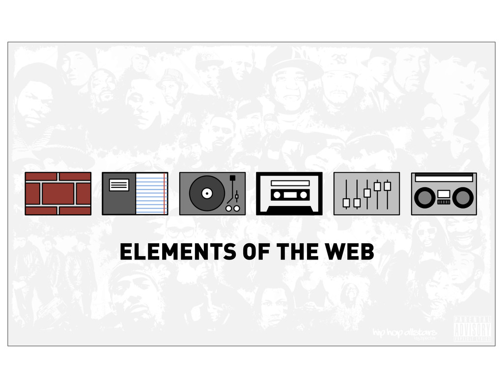 ELEMENTS OF THE WEB