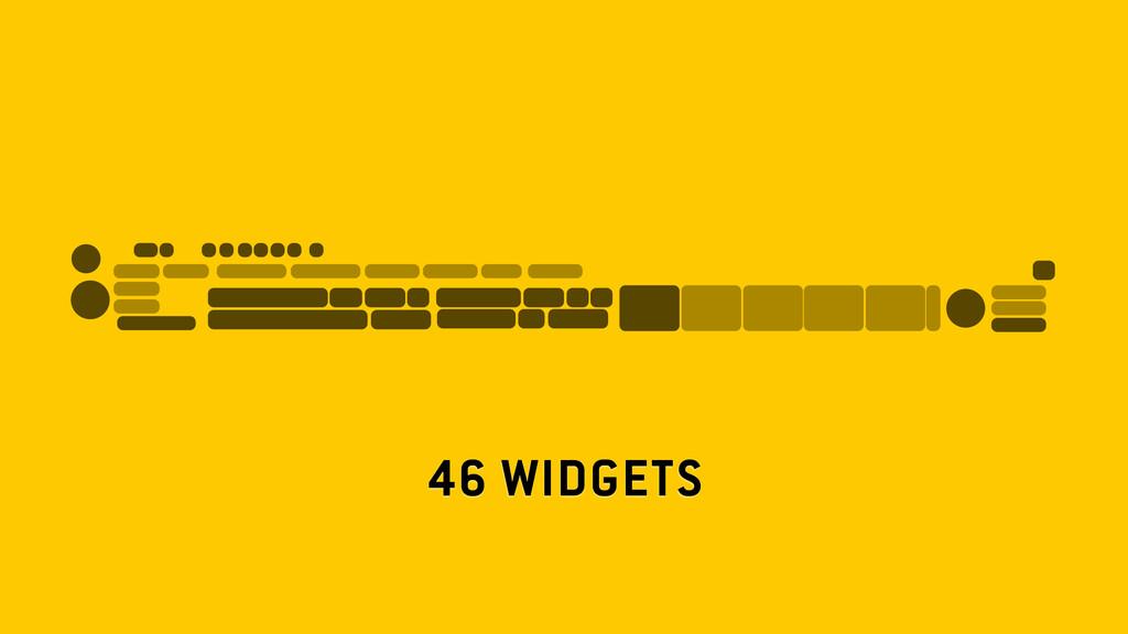 46 WIDGETS