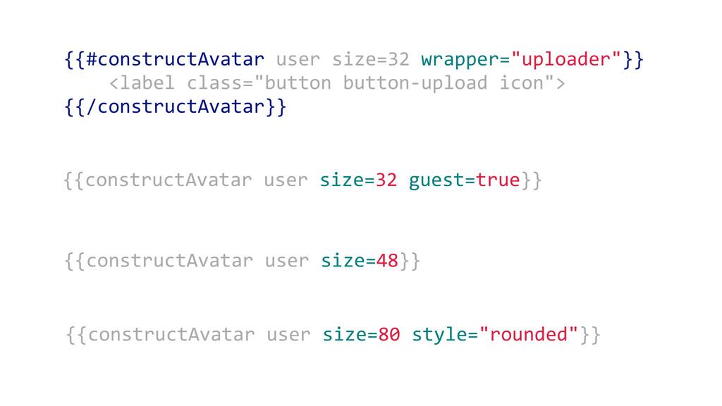 {{constructAvatar user size=48}} {{constructA...