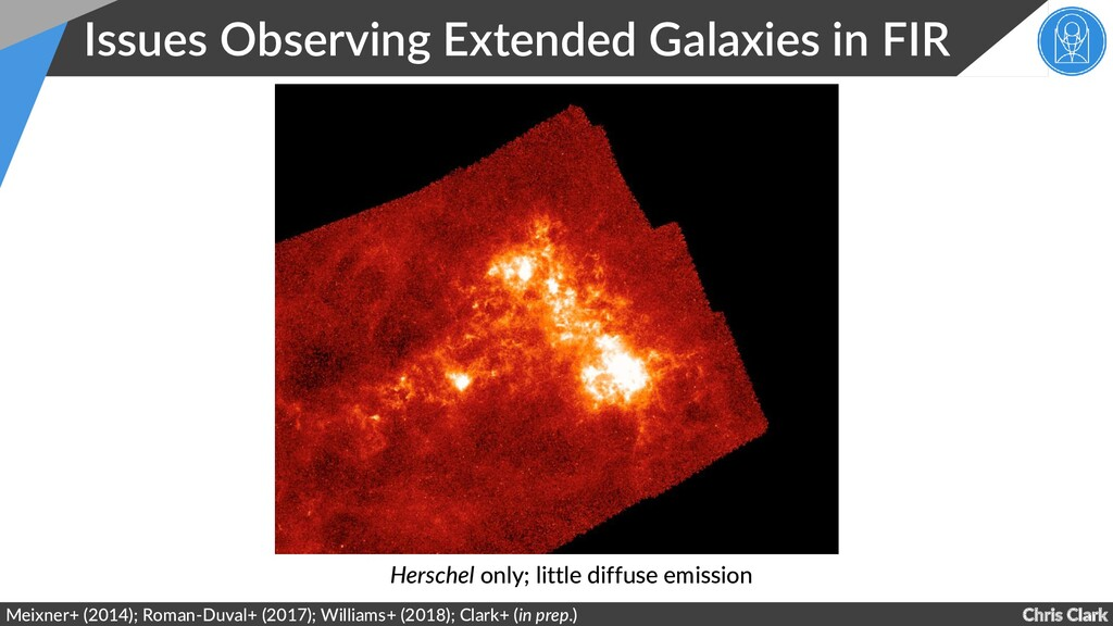 Chris Clark Issues Observing Extended Galaxies ...