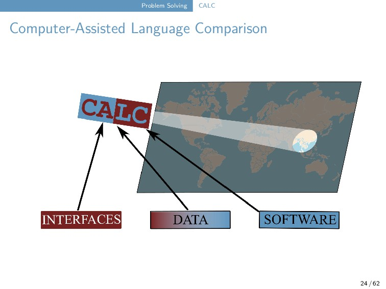 Problem Solving CALC Computer-Assisted Language...