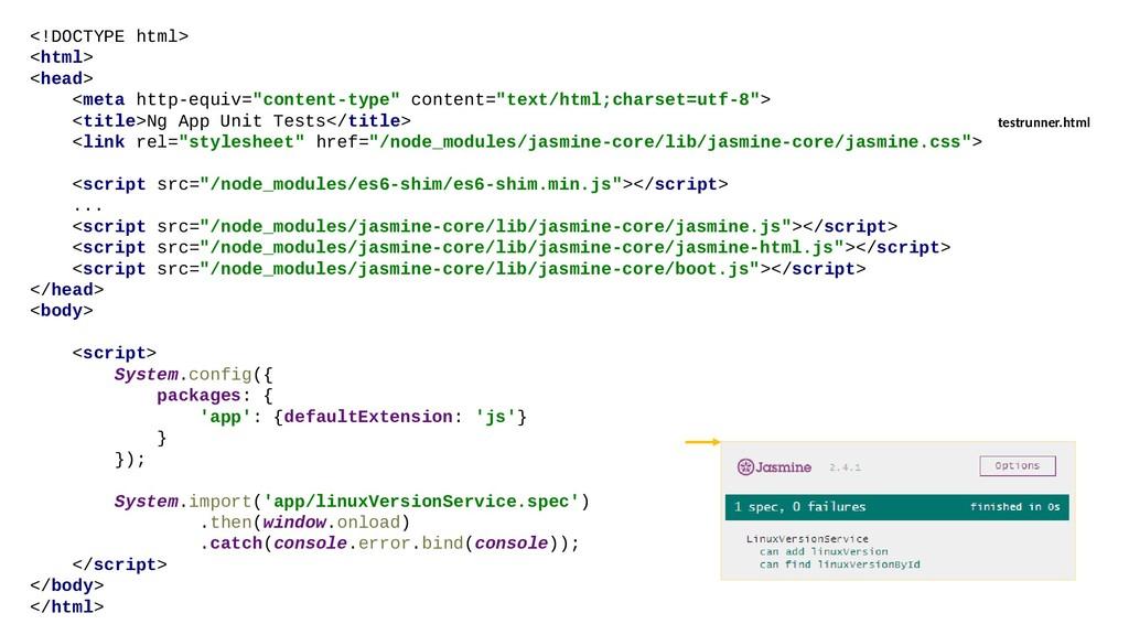 testrunner.html <!DOCTYPE html> <html> <head> <...