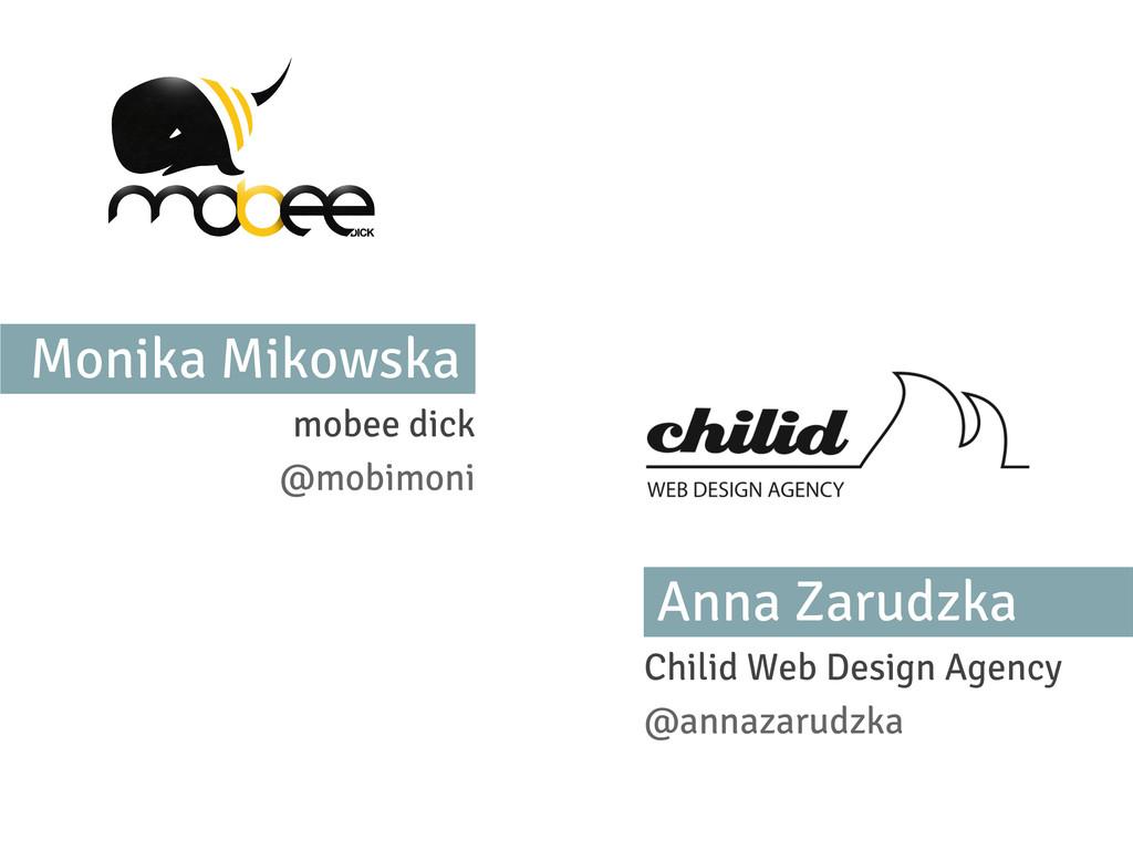 Anna Zarudzka . Chilid Web Design Agency @annaz...