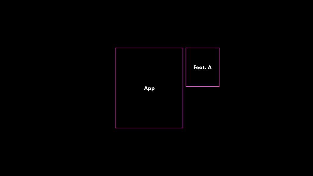 App Feat. A
