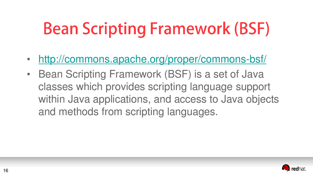 • http://commons.apache.org/proper/commons-bsf/...