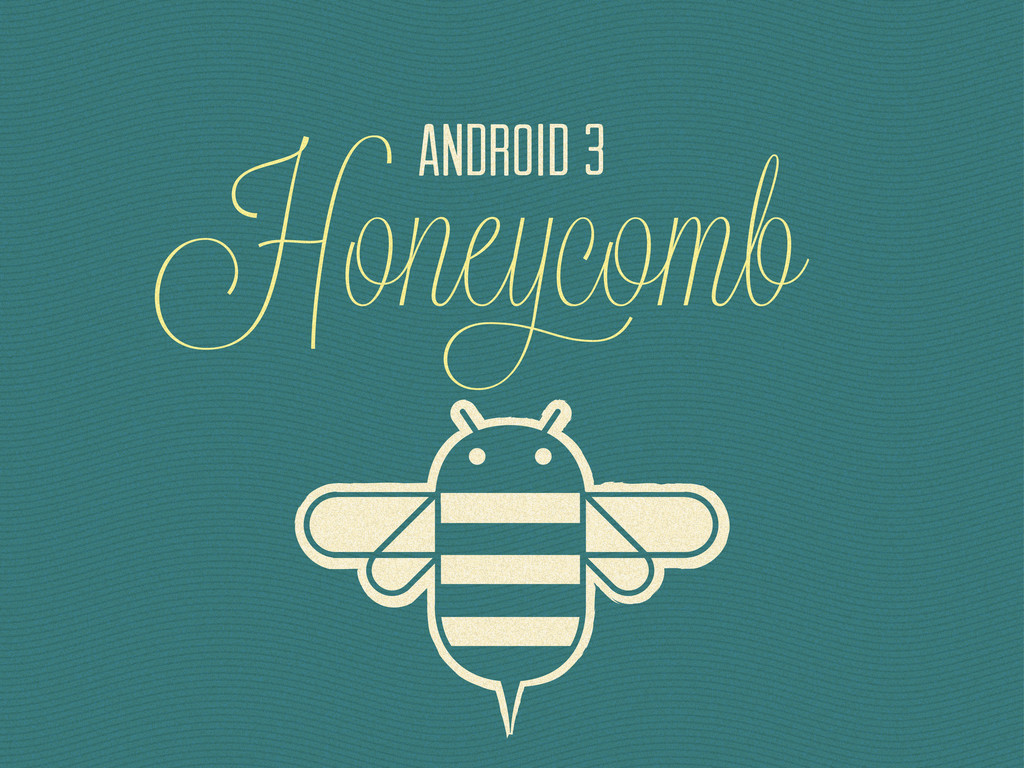 Hone comb ANDROID 3